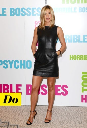 Jennifer Aniston en Racy