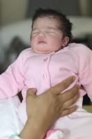 Carmela, la fille de Khadija et Giuseppe