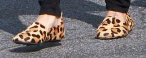 Chaussons Nicole Richie