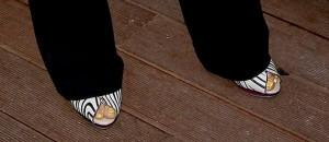 Chaussures de Rebecca Hampton