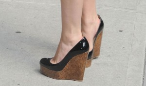 Chaussures Emma Watson