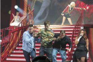Fan concert Taylor Swift