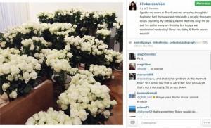 Kim kardashian gâtée par Kanye West