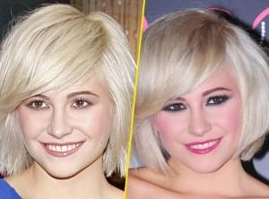 Maquillage de Pixie Lott