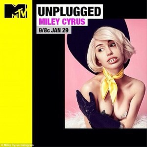 Miley MTV Unplugged