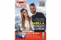 Nabilla Paris Match