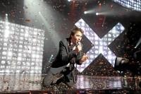 Sébastien Agius dans X Factor