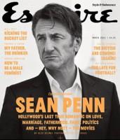 Sean Penn Esquire