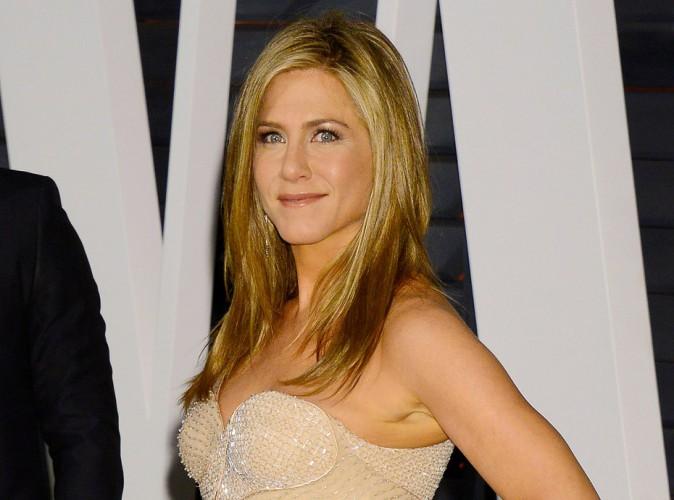 A voir : la tête improbable de Jennifer Aniston dans les années 90 !