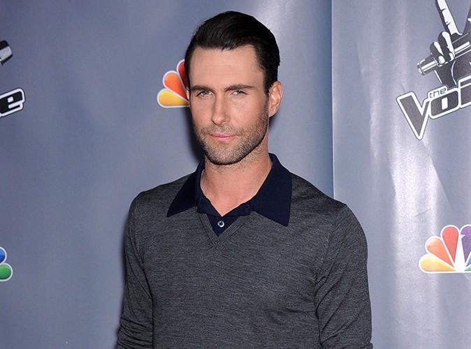 Adam Levine : élu homme le plus sexy du monde !