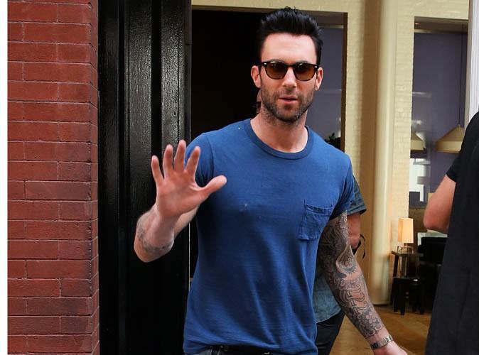 Adam Levine : il n'a pas touché un centime pour son premier rôle au cinéma !