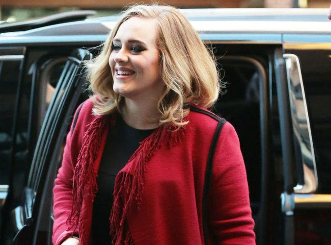 Adele : Découvrez son étrange photo sur Instagram