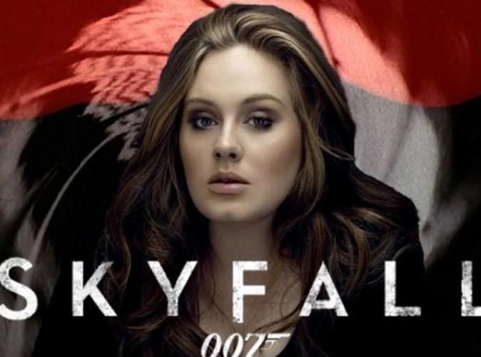 Adele : découvrez un extrait de son titre pour le nouveau James Bond !