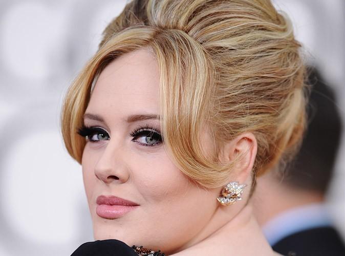 Adele : elle va chanter lors de la cérémonie des Oscars 2013 !