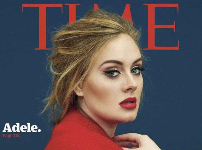 Adele en Une du Time : son succès, son fils, Beyoncé… Elle se confie comme jamais !