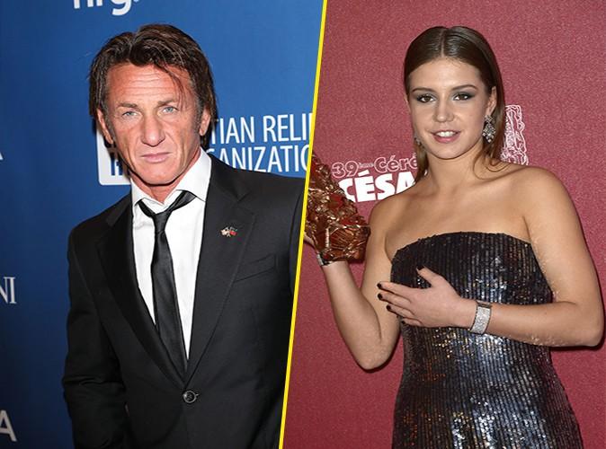 """Adèle Exarchopoulos : """"J'ai un petit rôle dans le film de Sean Penn"""""""
