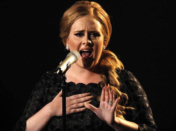 Adele : La chanteuse dévoile un extrait inédit de son prochain album!