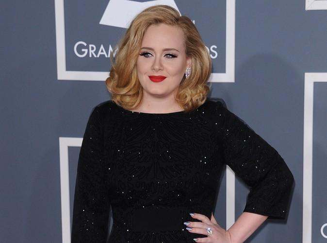 """Adele : """"Si un jour je revois mon père, je lui crache dessus !"""""""