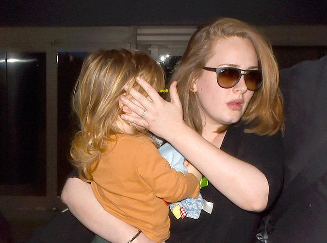Adele : tout ce que son petit Angelo a changé dans sa vie !