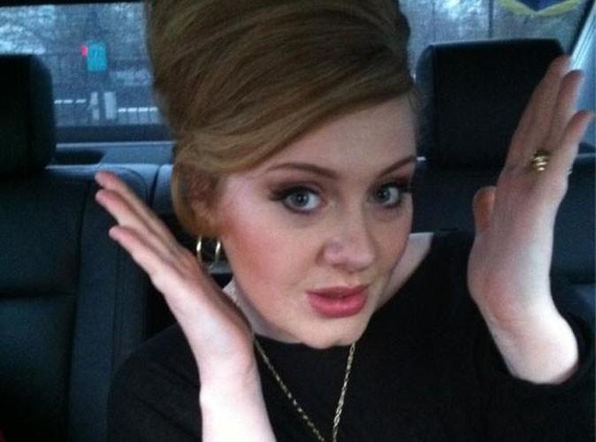 Adele : très amincie et en forme après sa chirurgie !