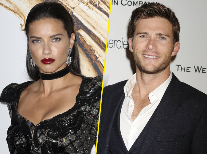 Adriana Lima et Scott Eastwood : en couple ?
