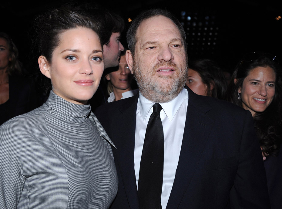 Affaire Weinstein : Marion Cotillard, a elle aussi, été confrontée à des