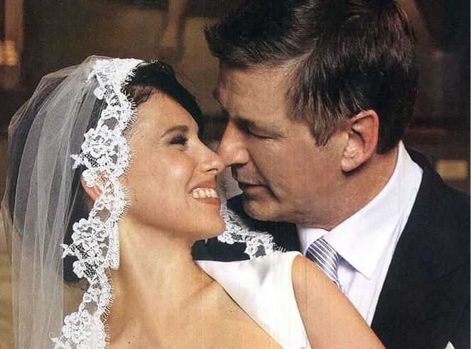 Alec Baldwin : il publie une photo de son mariage !