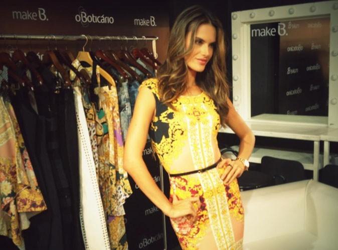 Alessandra Ambrosio : elle dévoile enfin l'une de ses créations pour la marque Colcci !