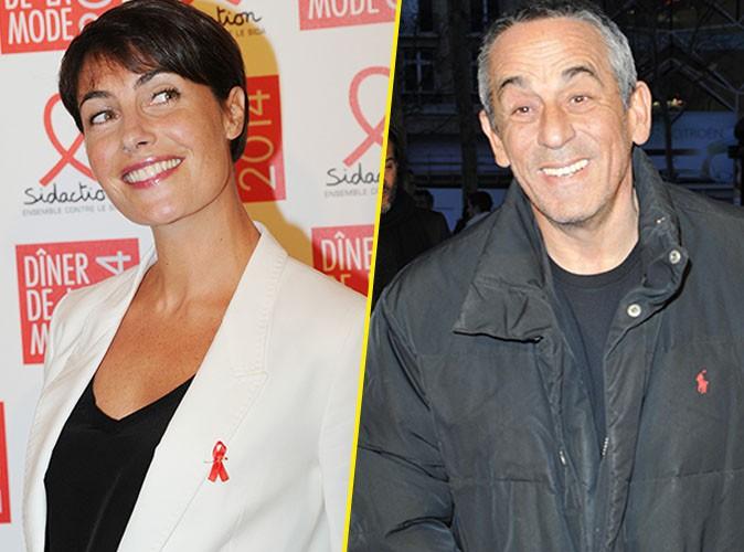 Alessandra Sublet et Thierry Ardisson : la guerre continue !