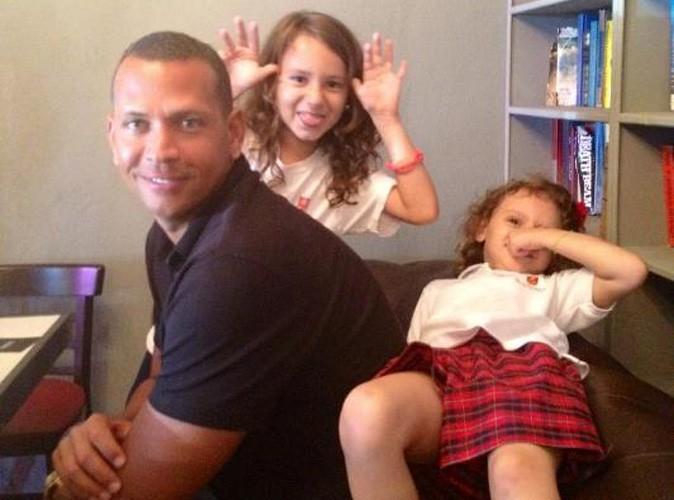 Alex Rodriguez : ses deux filles sont les seules vraies femmes de sa vie !