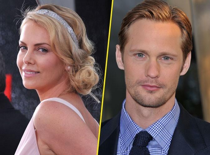 Alexander Skarsgard et Charlize Theron : nouveau couple en vue ?