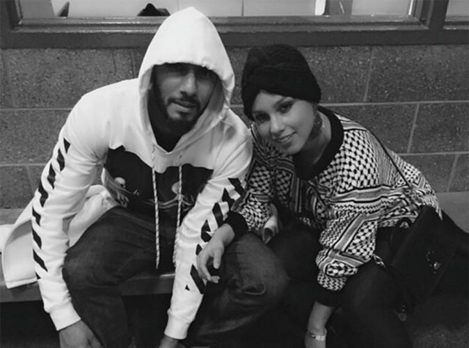 Alicia Keys et Swizz Beatz : premi�re soir�e en amoureux depuis la naissance de Genesis !