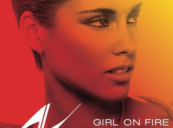 Alicia Keys : Girl On Fire, son nouveau single en featuring avec Nicki Minaj !