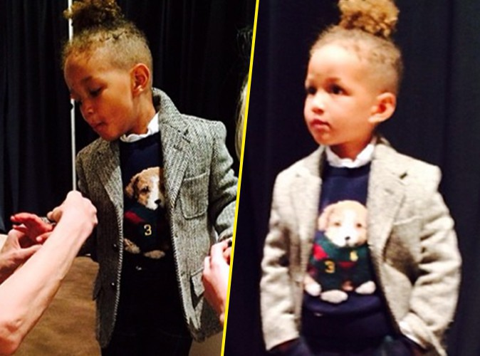 Alicia Keys : premier catwalk pour son adorable fils Egypt !