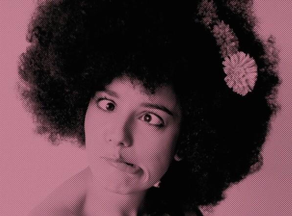 Aliz�e : changement de look radical, elle passe � l'afro !