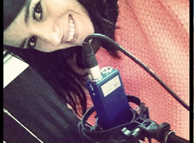 Alizée : de retour en studio pour son nouvel album !