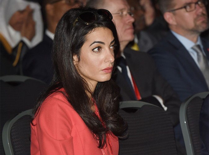 Amal Alamuddin : la fiancée de George Clooney nommée membre de la Commission d'enquête sur Gaza !