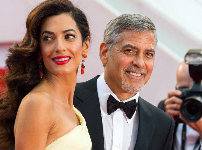 Amal & George Clooney : C'est