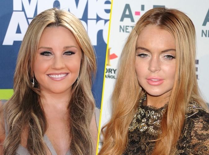 """Amanda Bynes : """"Je déteste être comparée à Lindsay Lohan !"""""""