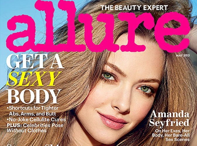 "Amanda Seyfried : ""Quand j'étais plus jeune, mes seins étaient beaucoup plus gros !"""