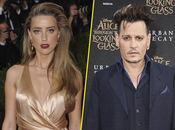 Amber Heard battue par Johnny Depp ? La photo qui fait scandale...