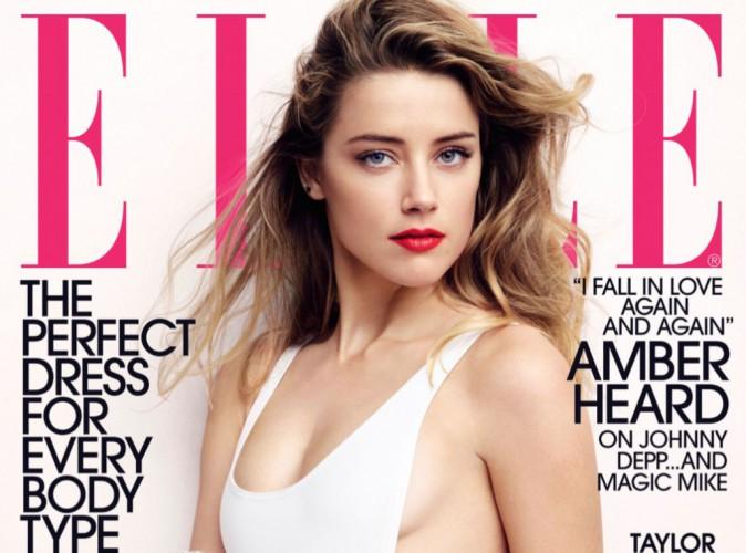 "Amber Heard : Depuis son mariage avec Johnny Depp, ""rien n'a vraiment changé"" !"
