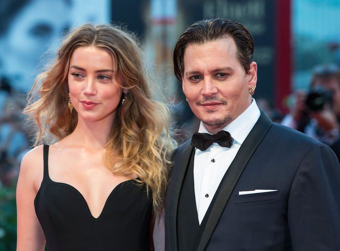 Amber Heard : elle attaque Johnny Depp en justice !