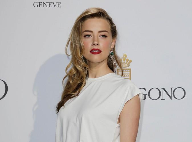 Amber Heard : r�le f�minin principal de