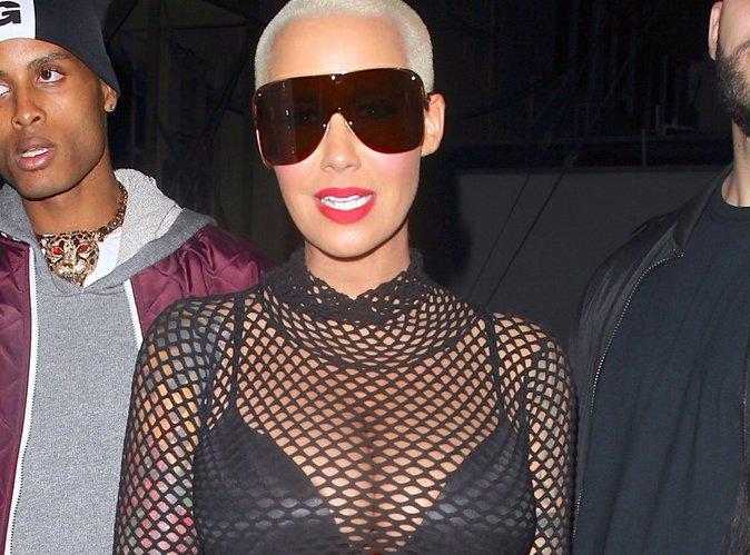 Amber Rose : elle révolte la toile en se comparant à Beyoncé!