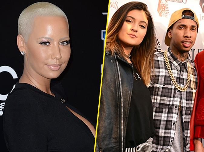 Amber Rose : elle tacle Kylie Jenner et Tyga !