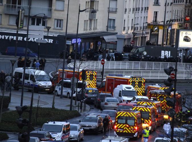 Amedy Coulibaly : en pleine prise d'otages porte de Vincennes, le terroriste se justifie…