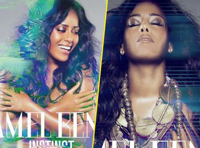 "Amel Bent : ""Je ne change pas la pochette de mon album"" !"