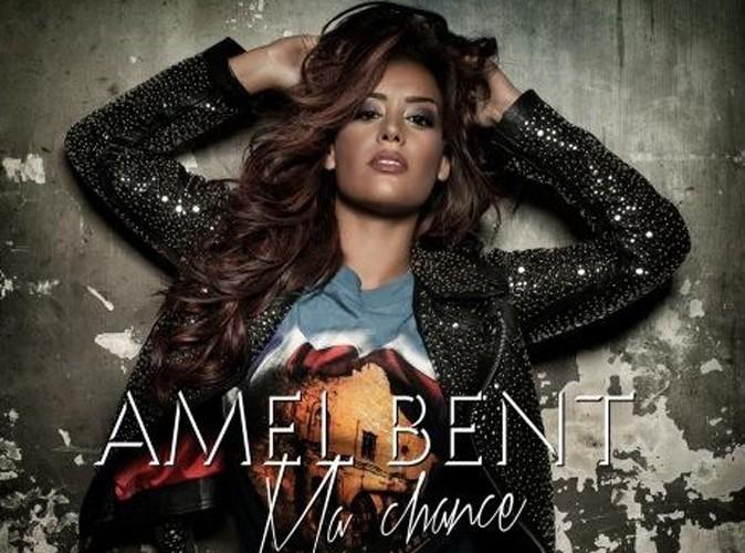 Amel Bent : voici la pochette de son nouvel album !