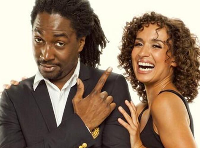 """Amelle Chahbi ( Amour sur place ou à emporter) : """"Avec Noom Diawara il nous a fallu 20 prises pour une scène de baiser"""" !"""